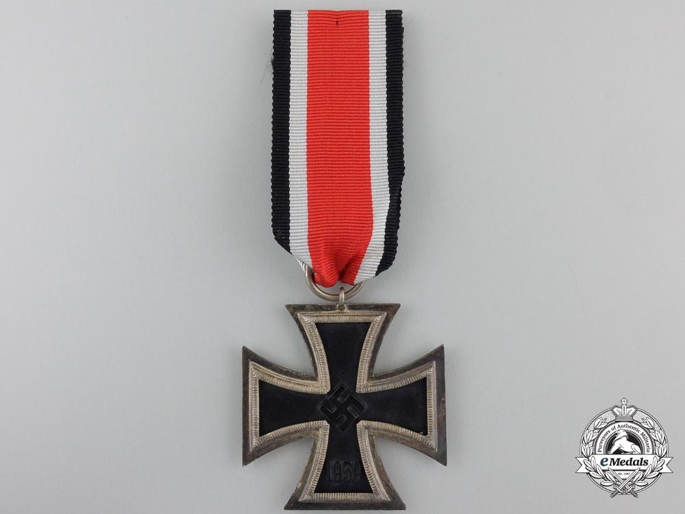 A Second Class Iron Cross 1939; Oversized Version