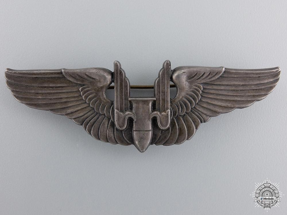A Second War American Air Force Aerial Gunner Badge
