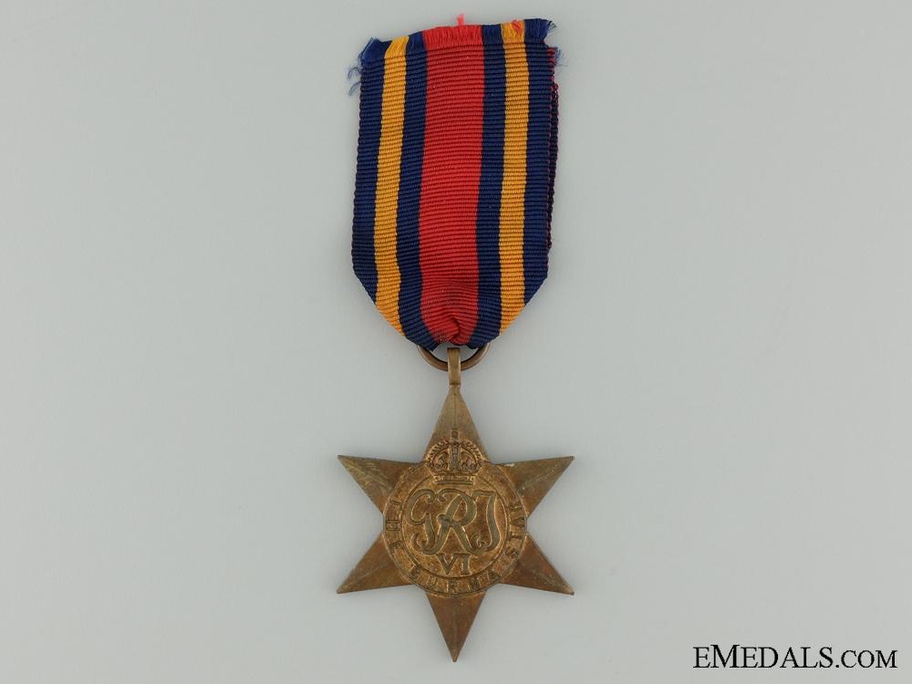 A Second War Burma Campaign Star