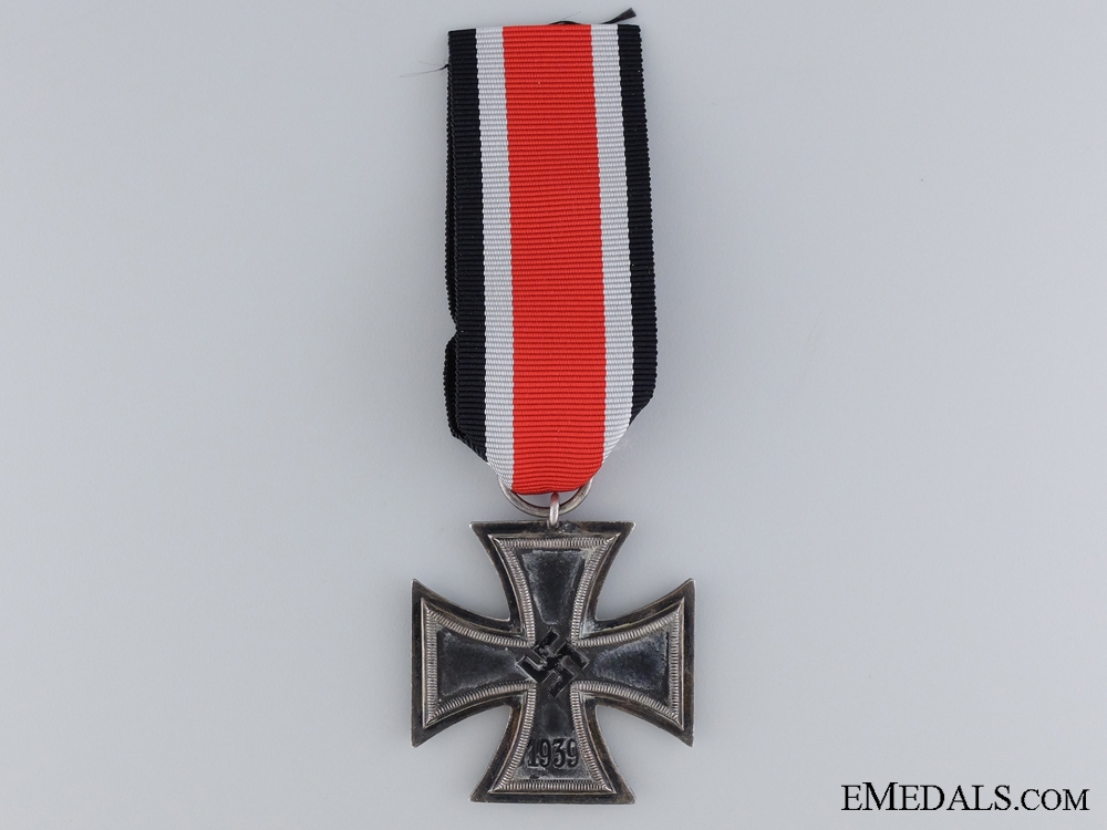 A Second War Iron Cross 2nd Class 1939
