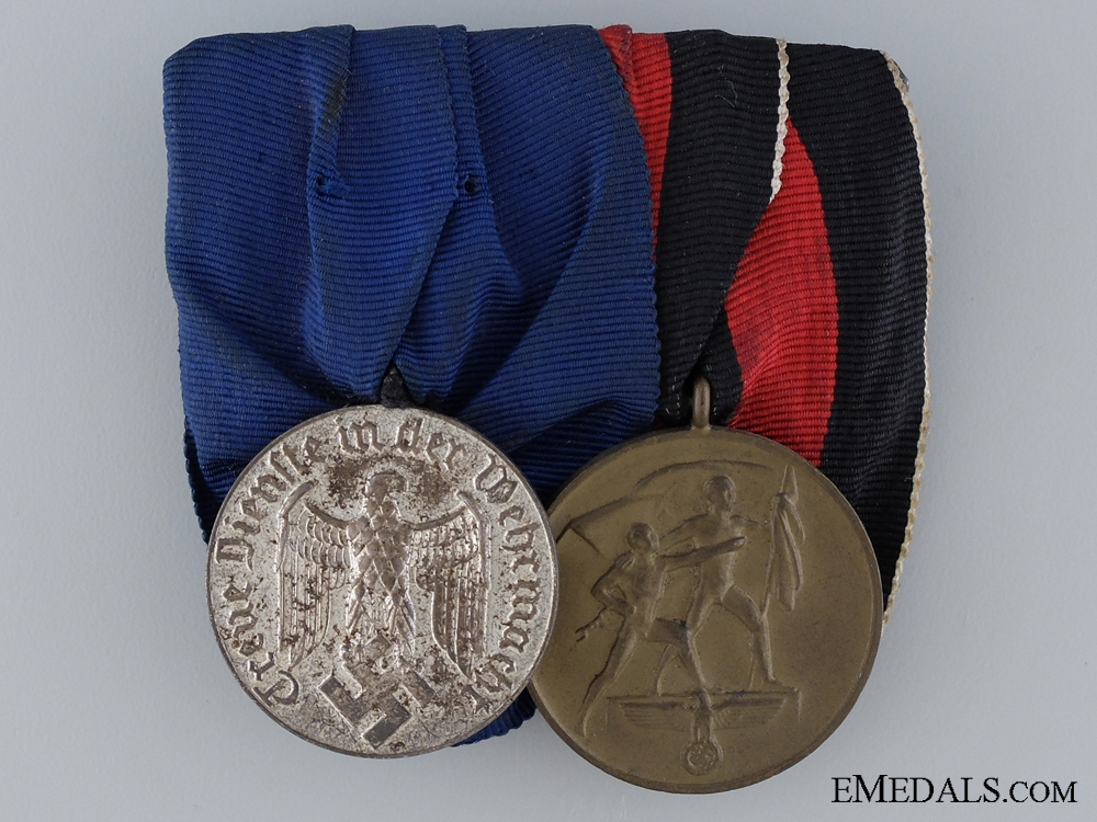 A Second War Pair of Awards