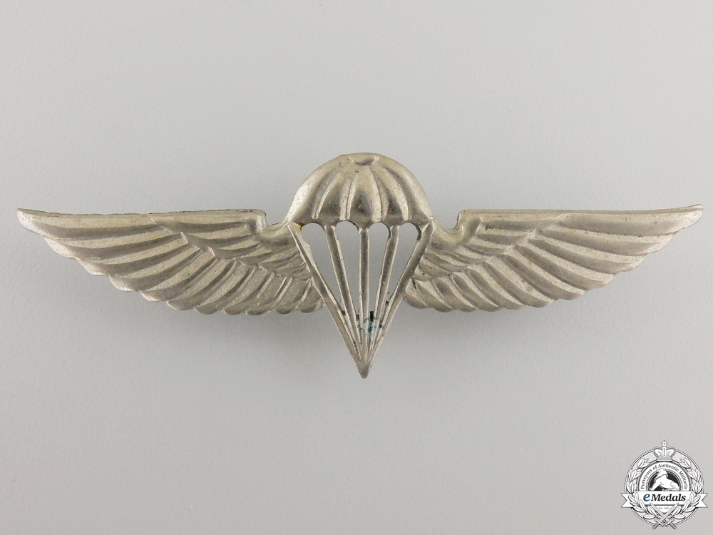 A Set of Israeli Paratrooper Wings