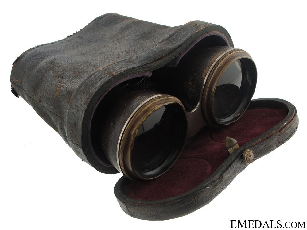 A Set of WWI Field Binoculars