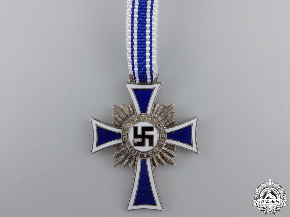 A Silver Grade German Mother`s Cross
