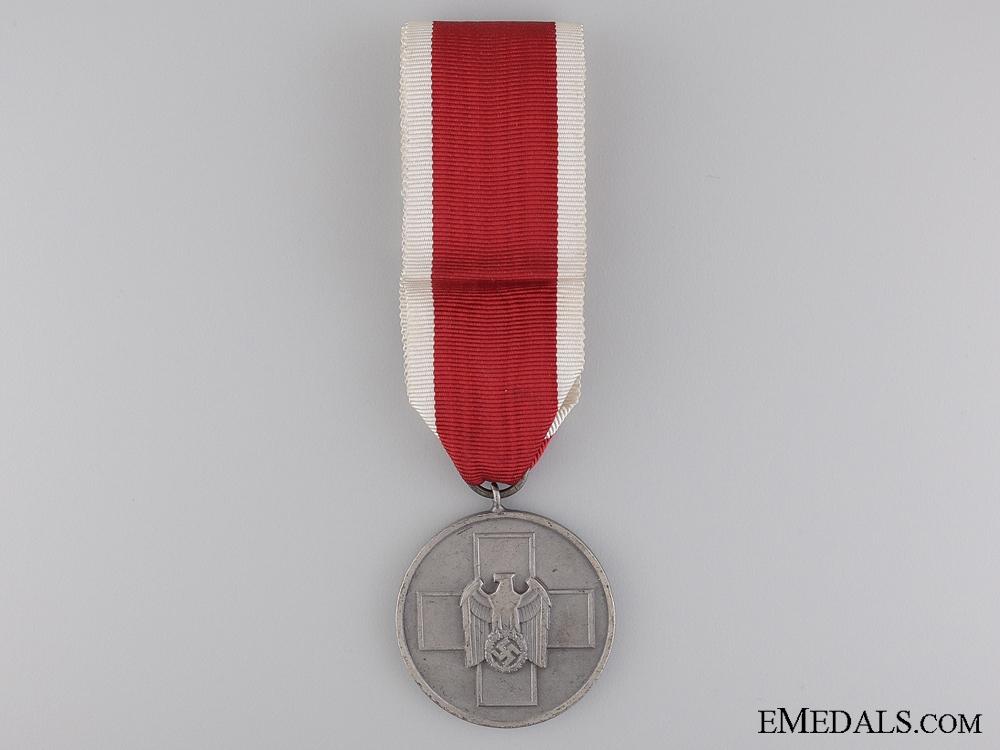 A Social Welfare Medal