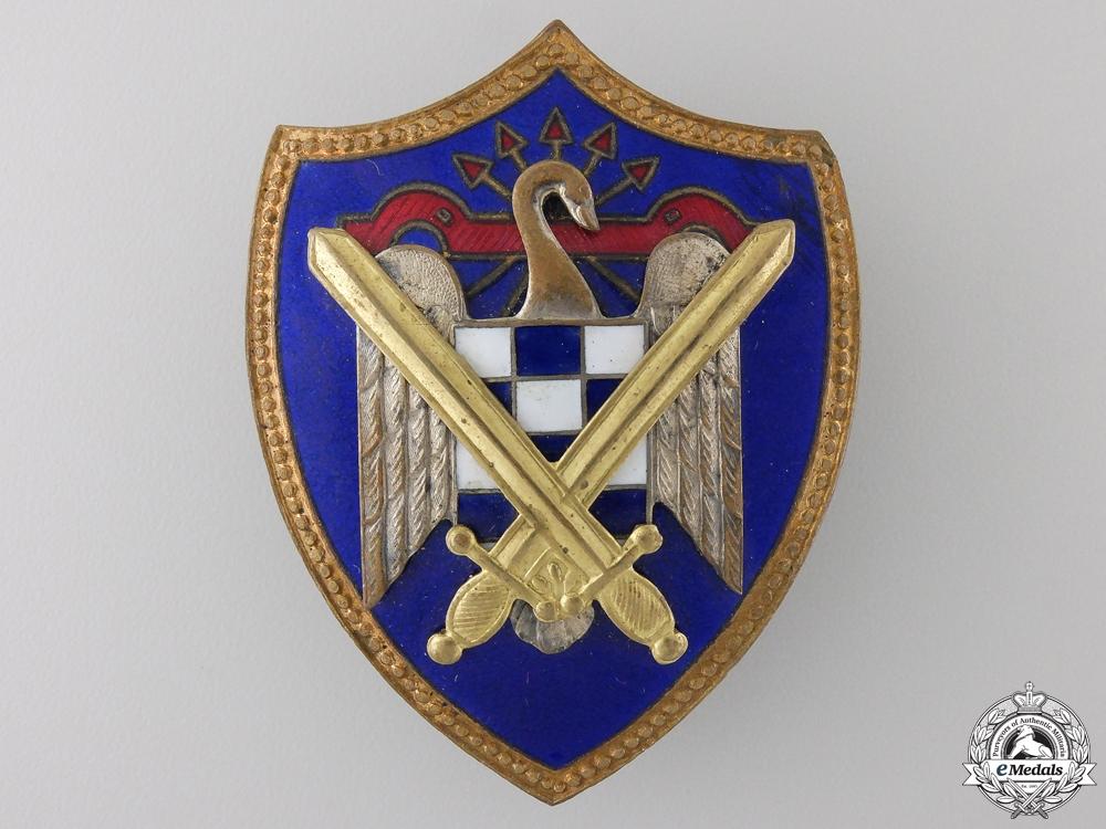 A Spanish Army Falange Badge