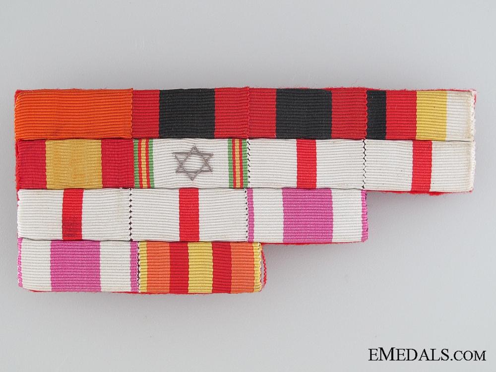 A Spanish Four Level Ribbon Bar
