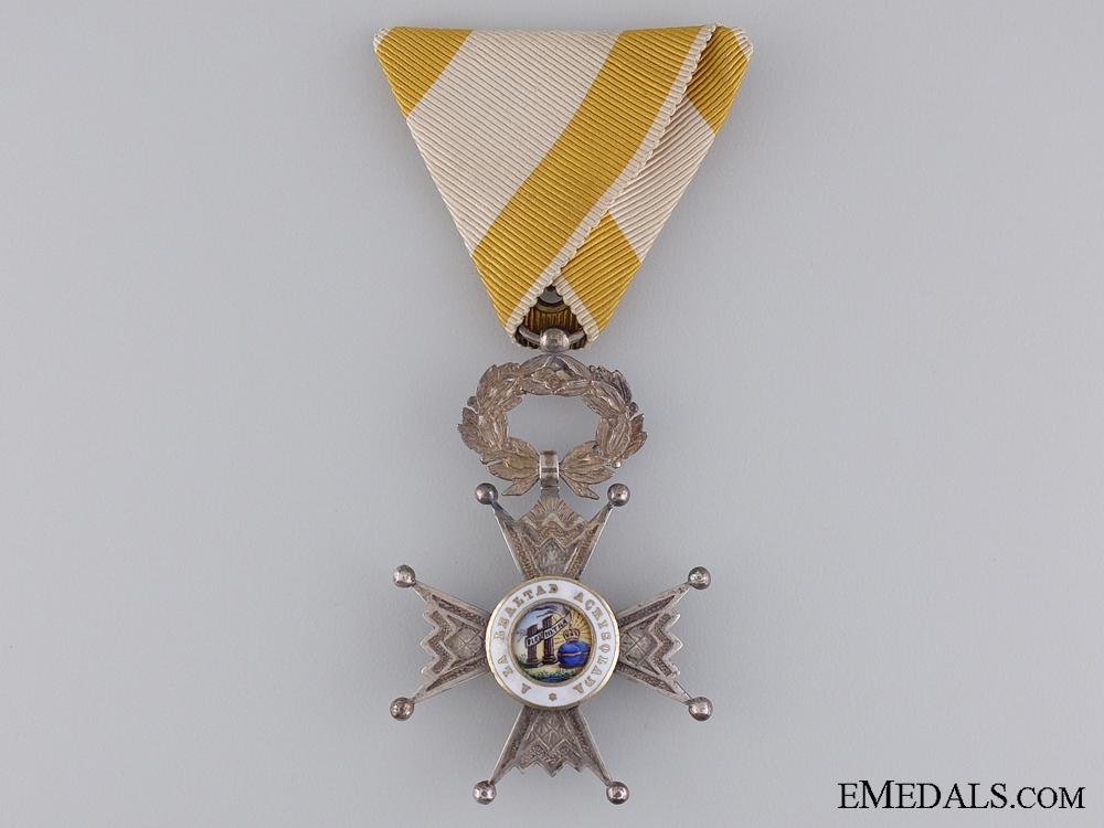 A Spanish Order of Isabella the Catholic