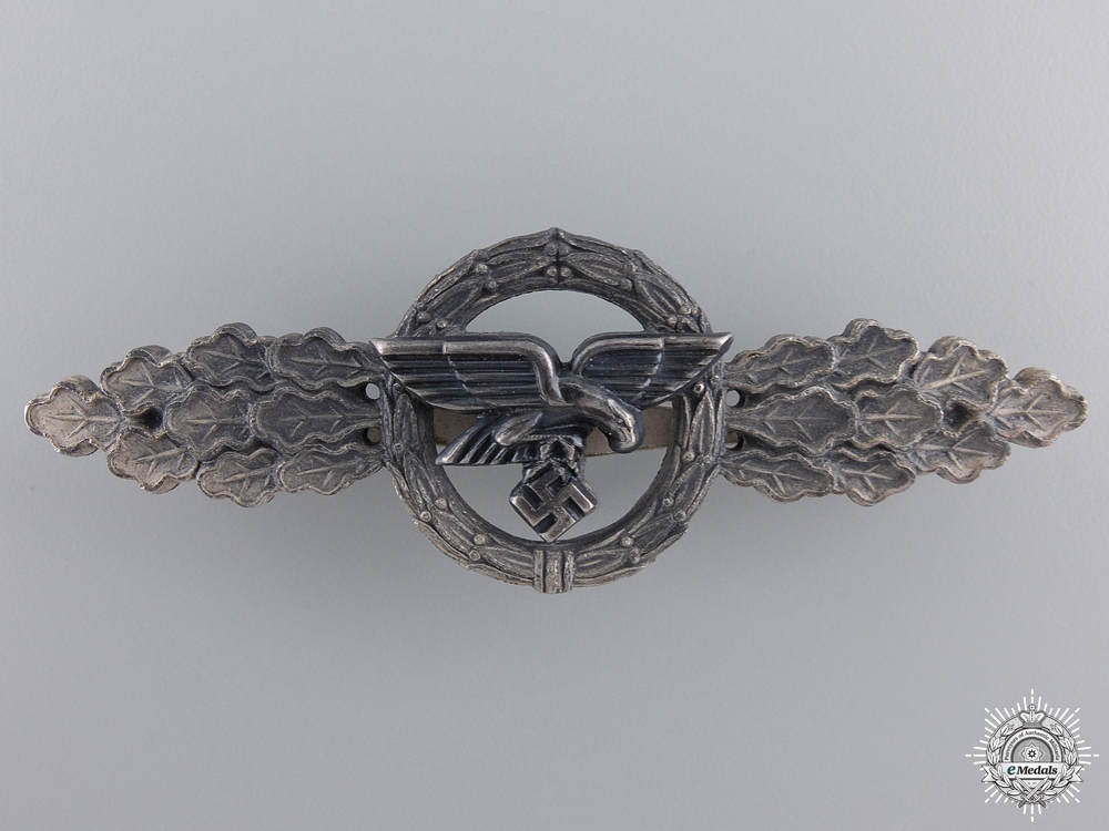 A Squadron Clasp for Transport Pilots; Silver Grade