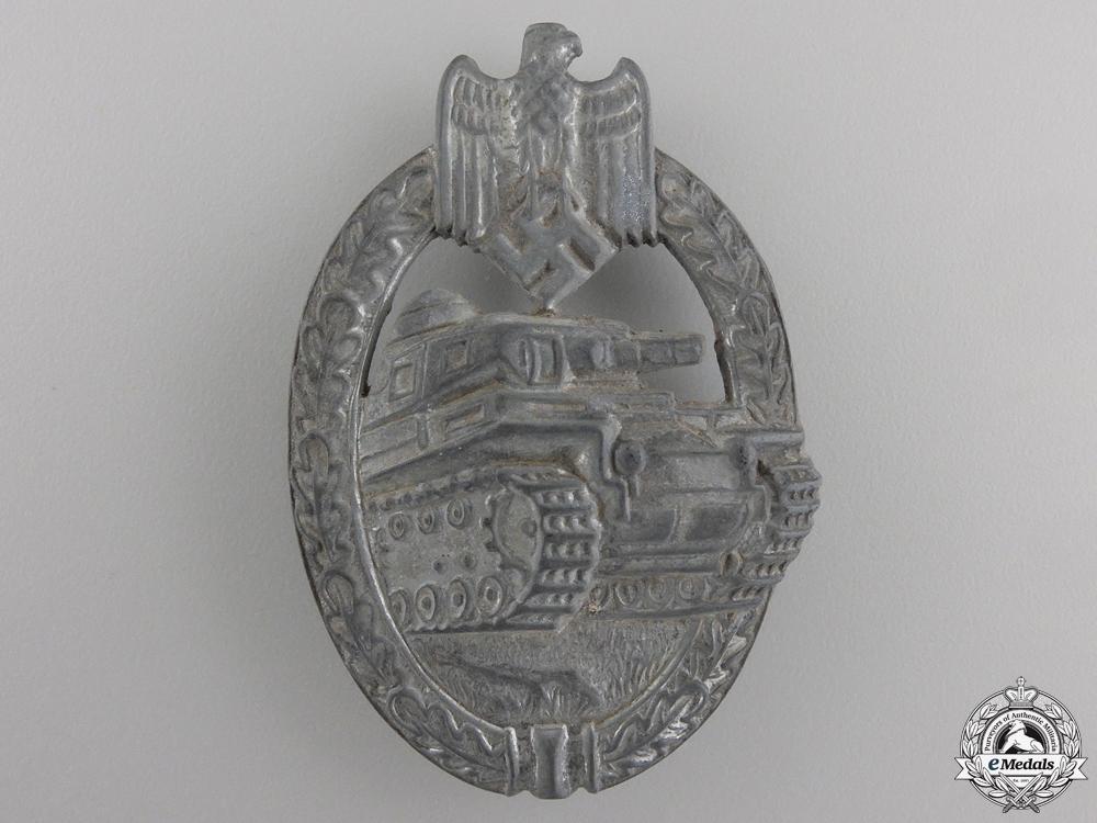 A Tank Assault Badge by Rudolf A Karneth