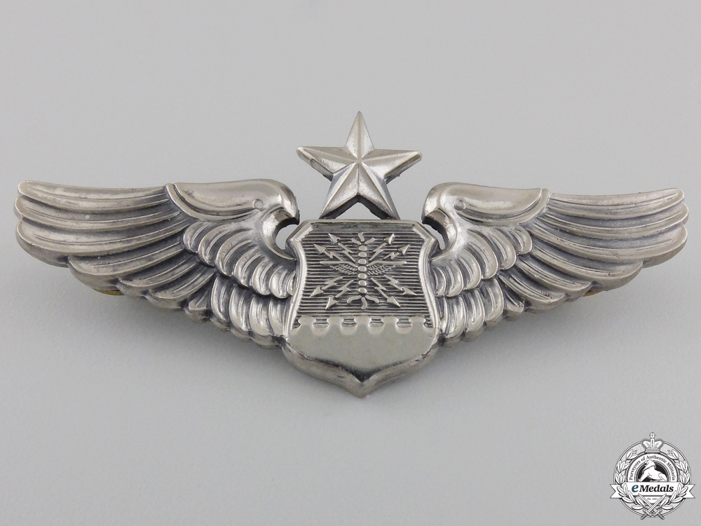 A U.S Air Force Senior Navigator & Observer's Wing