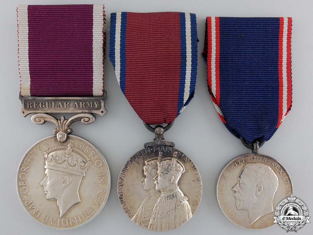 A Victorian Order Medal to the Royal Horse Guards