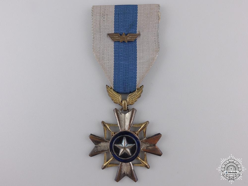 A Vietnamese Air Gallantry Cross; Silver Wing