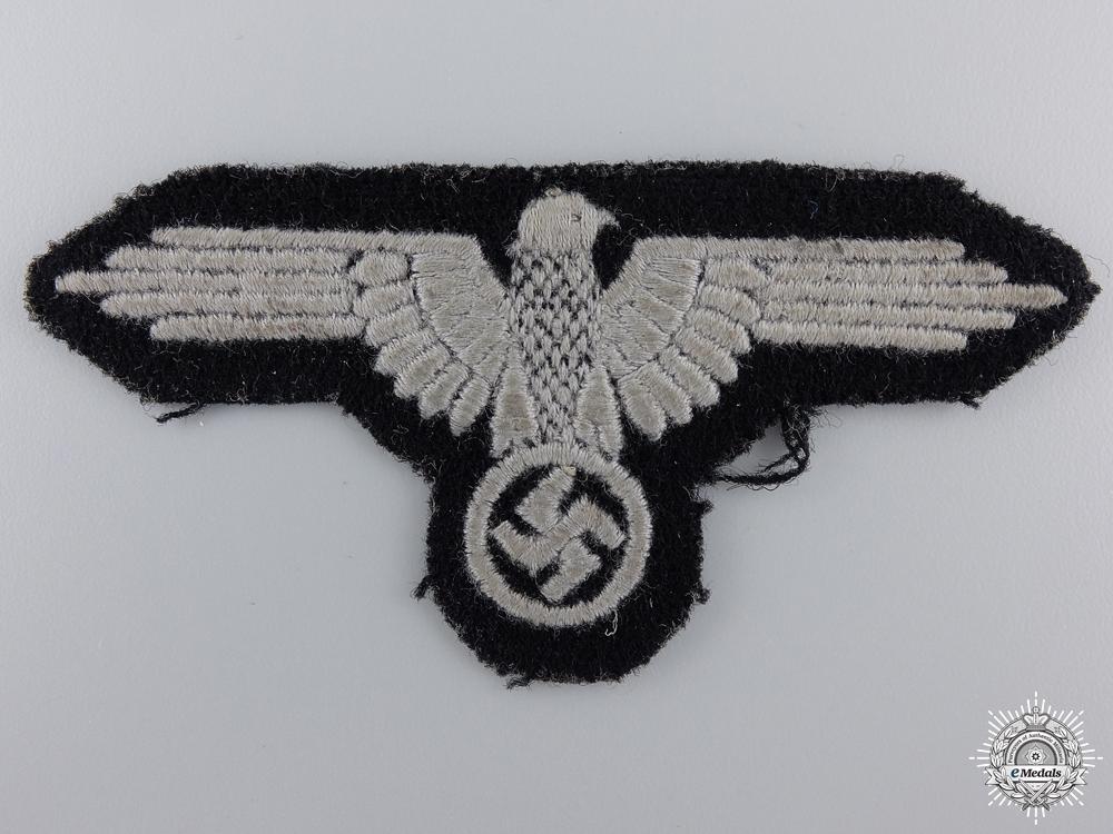 A Waffen-SS Sleeve Eagle