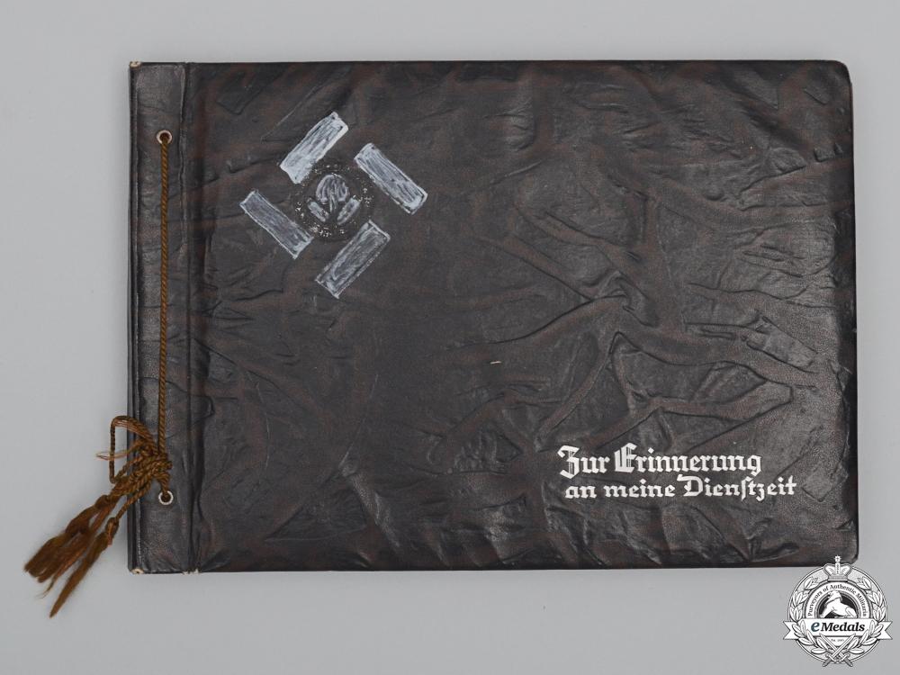 Germany, RAD. A Wehrmacht Service Photo Album