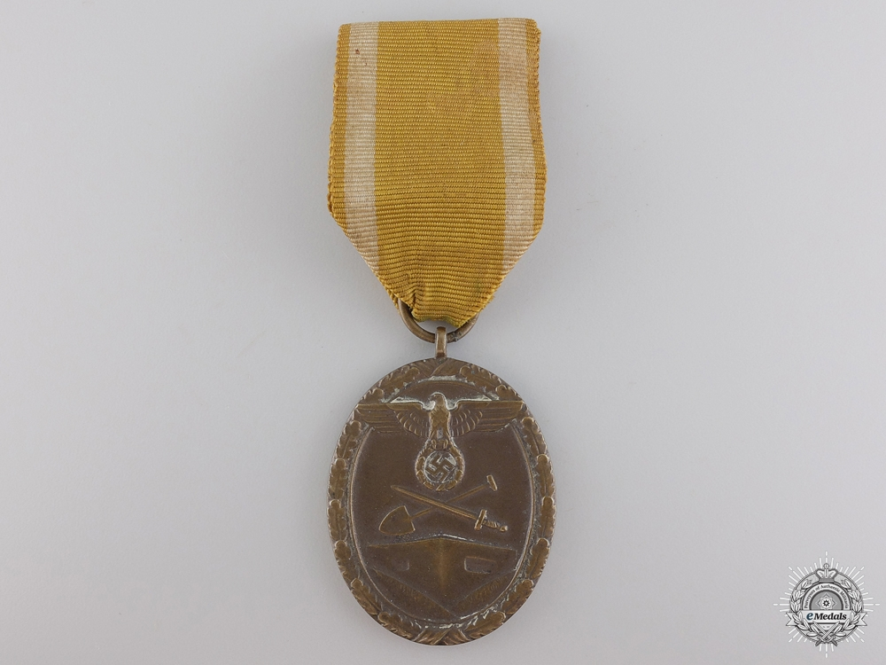 A West Wall Campaign Medal