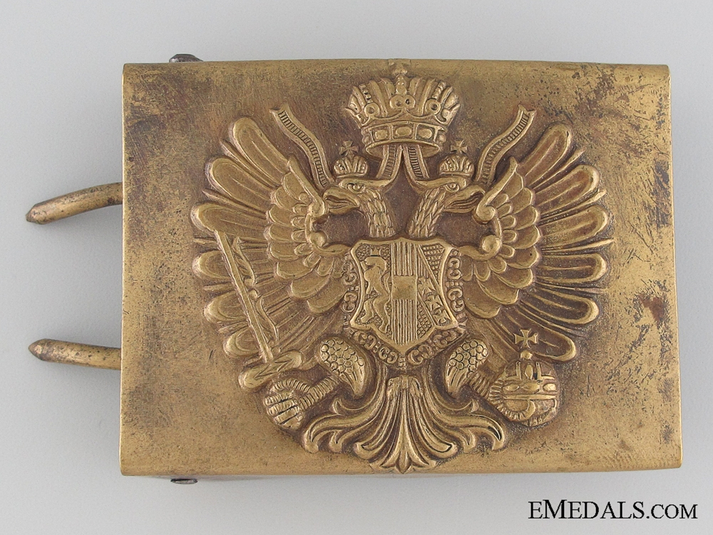 A WWI Austrian Belt Buckle