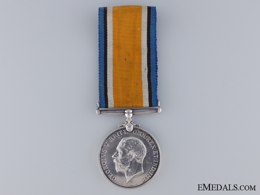 A WWI British War Medal to the Royal Naval Air Service