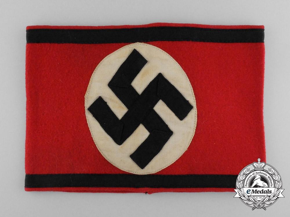 A Fine SS Member's Armband