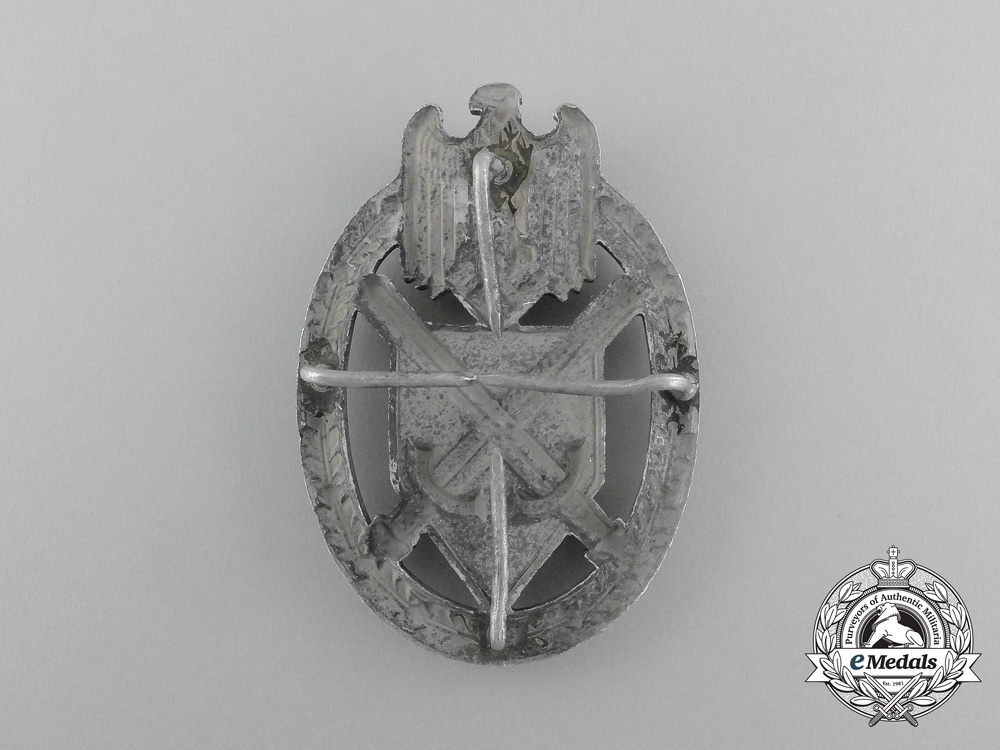A Second War German Marksmanship Award