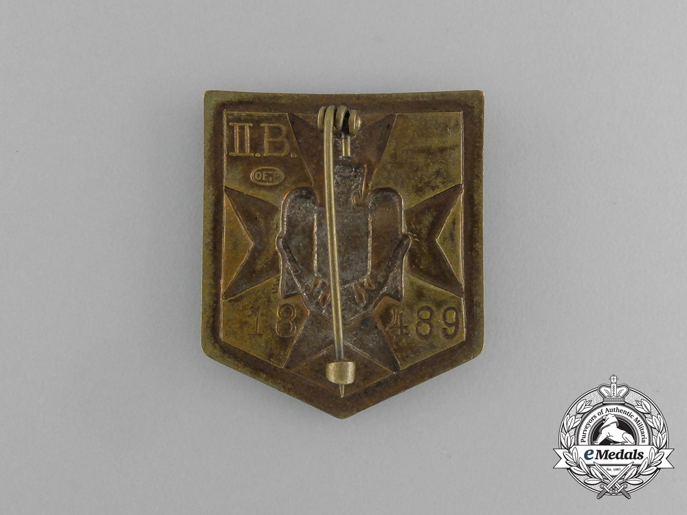 A Second War Romanian Iron Guard Badge