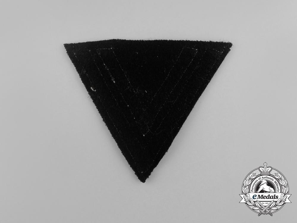 A Mint Waffen-SS Tropical Rottenführer Rank Chevron