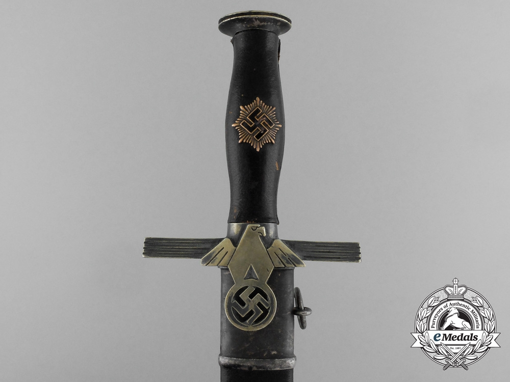 A Second Model RLB Dagger by WKC, Solingen