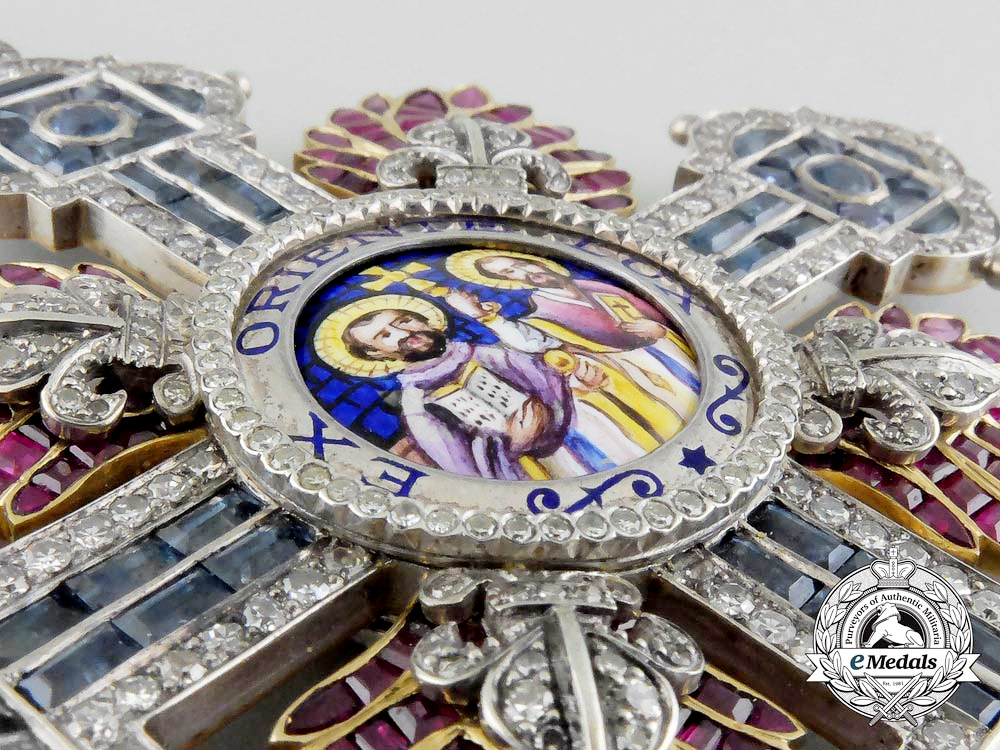 A Most Superb Order of Saint Cyril and Saint Methodius