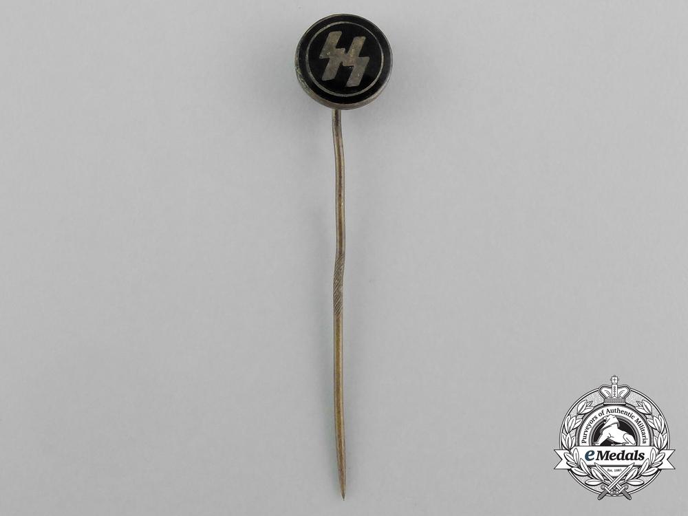 A Waffen-SS Membership Lapel Pin