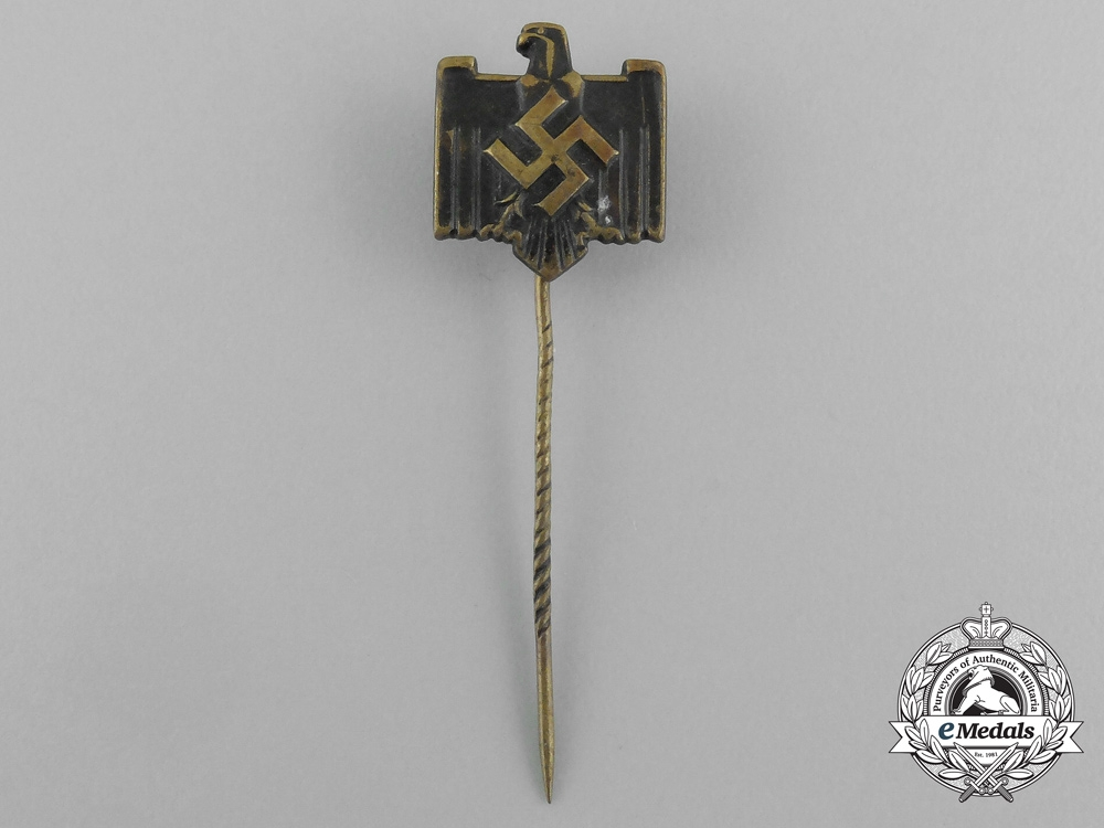 A Second War German DRL Membership Stick Pin