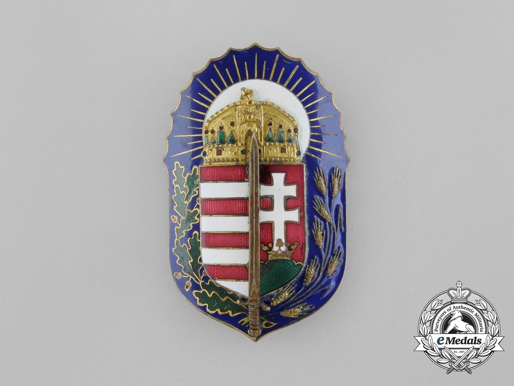 Hungary. An Order of Vitez