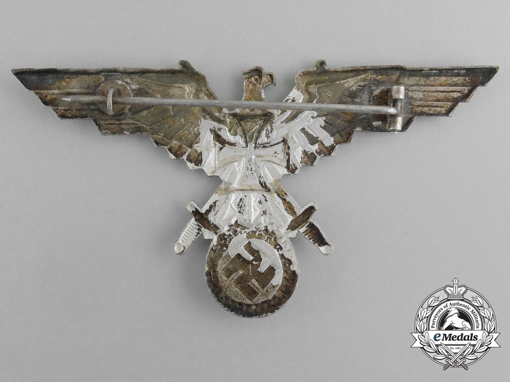 A German Veteran's Association (Deutscher Kriegerbund) Breast Eagle
