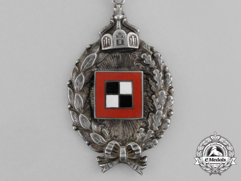 Prussia, State. An Observer's Badge, Prinzen Version