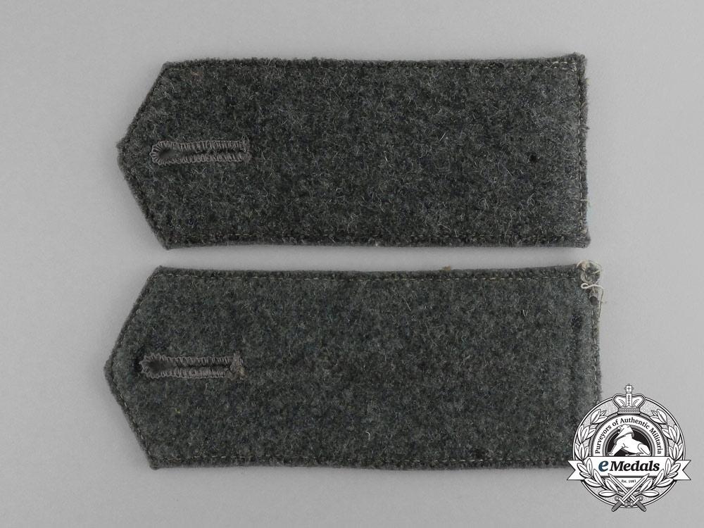 Prussia, State. A Set of Flyer Reserve Division Nr. 1 Shoulder Straps