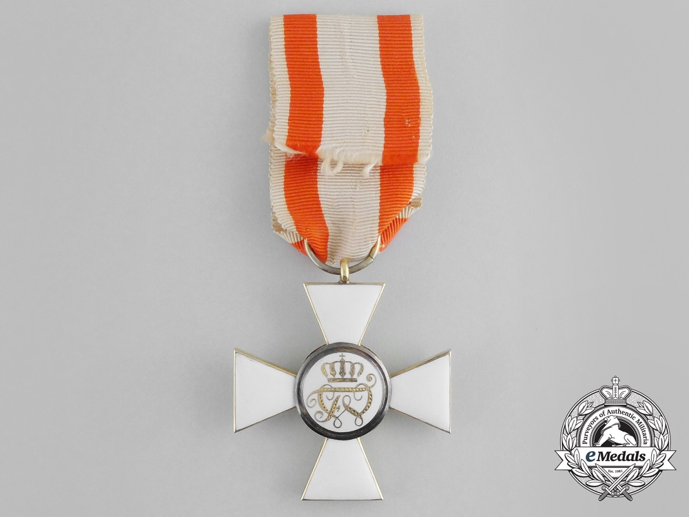 Prussia. An Order of the Red Eagle in Gold, III Class, c.1900