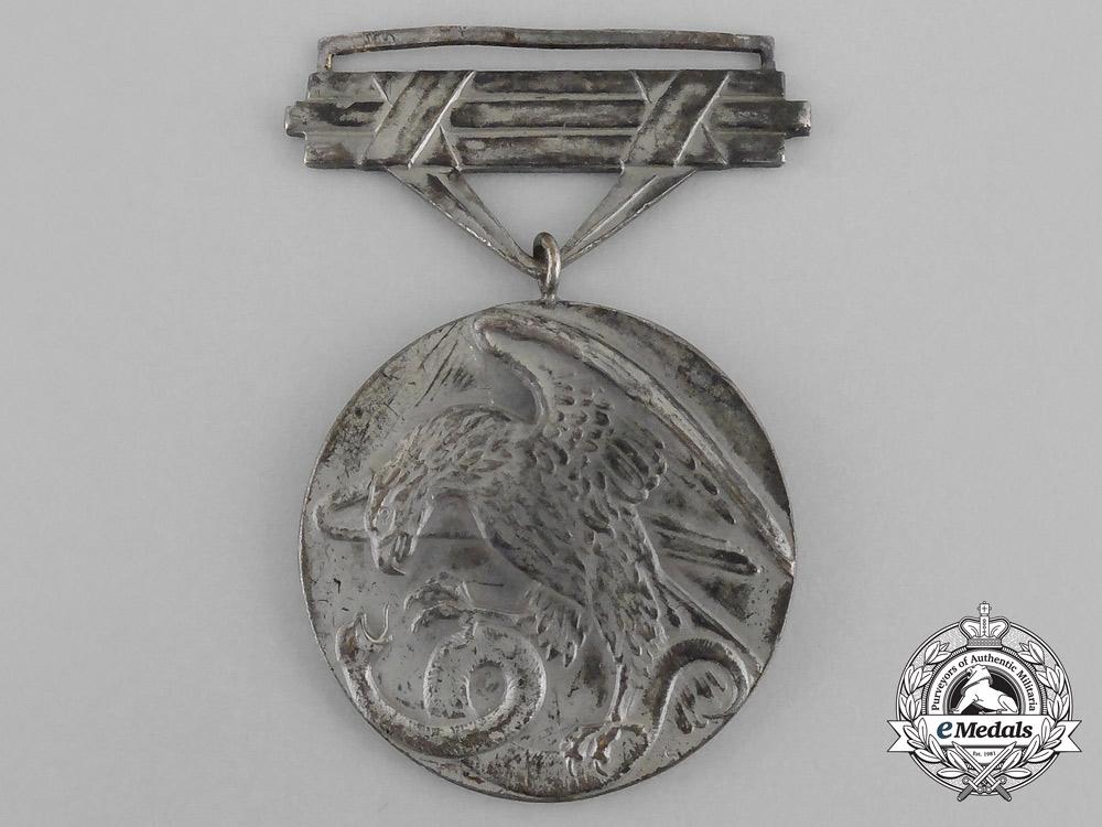Slovakia. A Bravery Medal, 2nd Class, c.1942