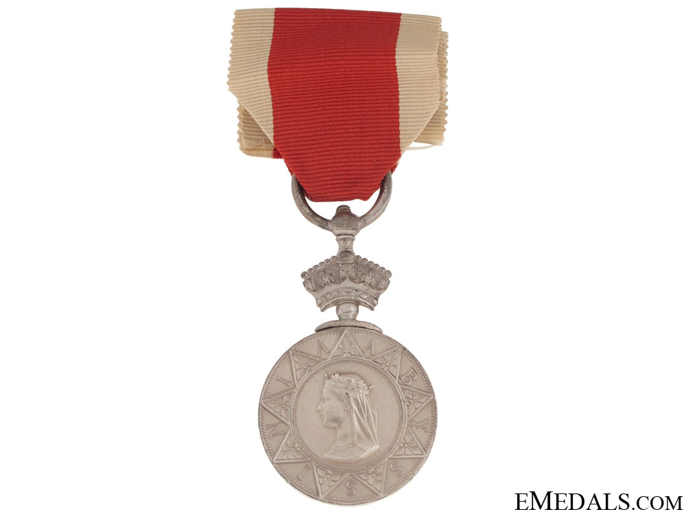 Abyssinian War Medal - 26th Foot
