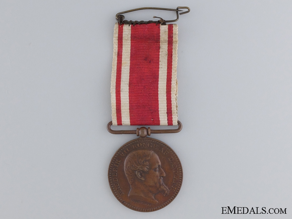 An 1848-50 Danish Campaign Medal