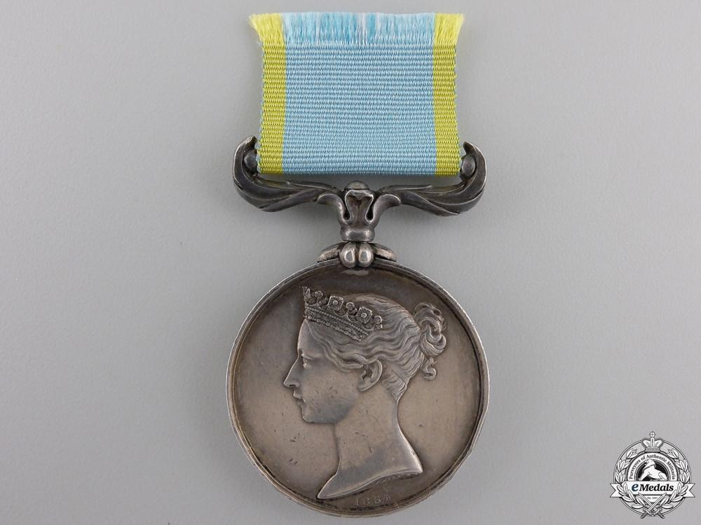 An 1854 Crimea Campaign Medal
