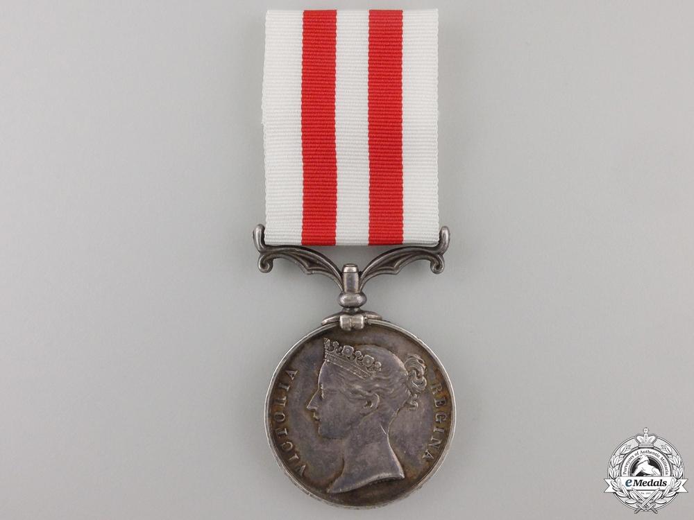 An 1857-1858 India Mutiny Medal to the Bengal Artillery