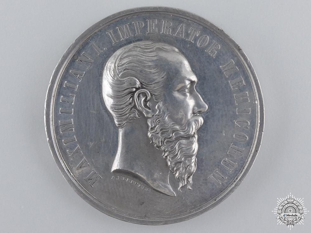 An 1867 Maximilian Death Medal