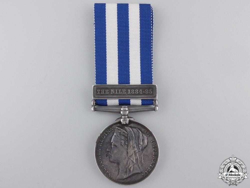 An 1882 Egypt Medal to the Duke of Cornwall's Light Infantry