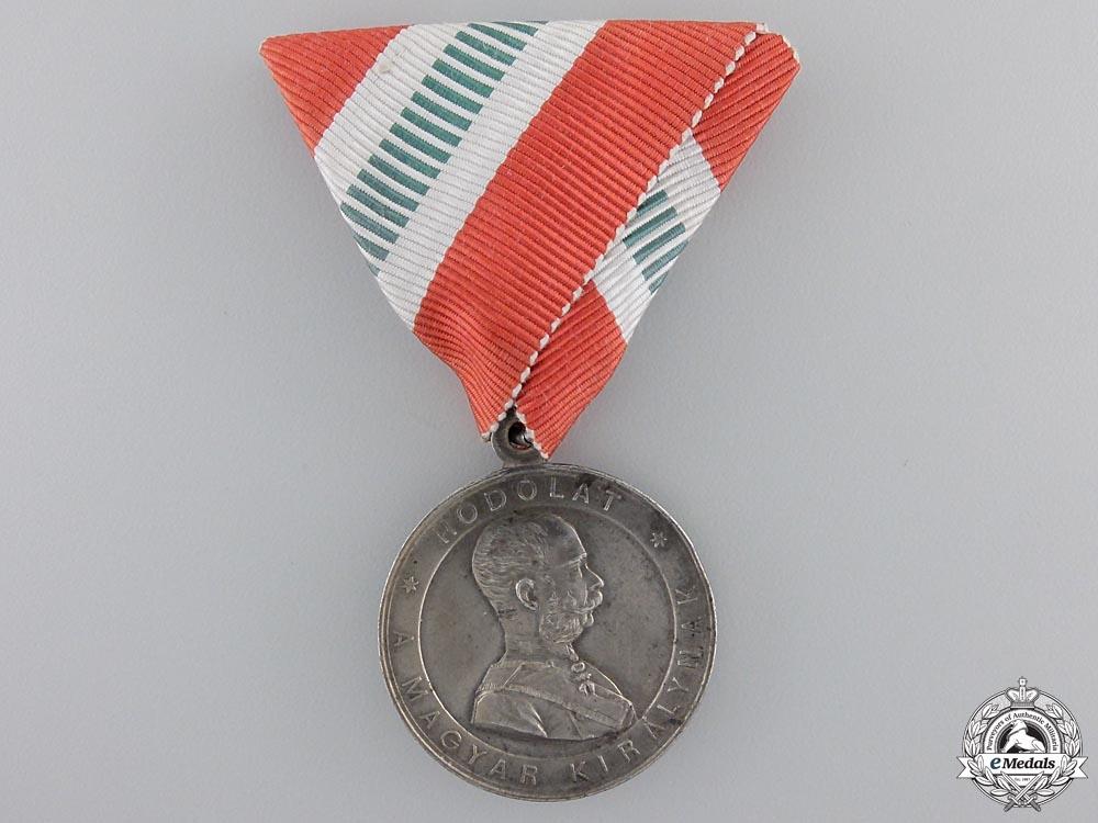 An 1887 Hungarian Kolosvar Medal