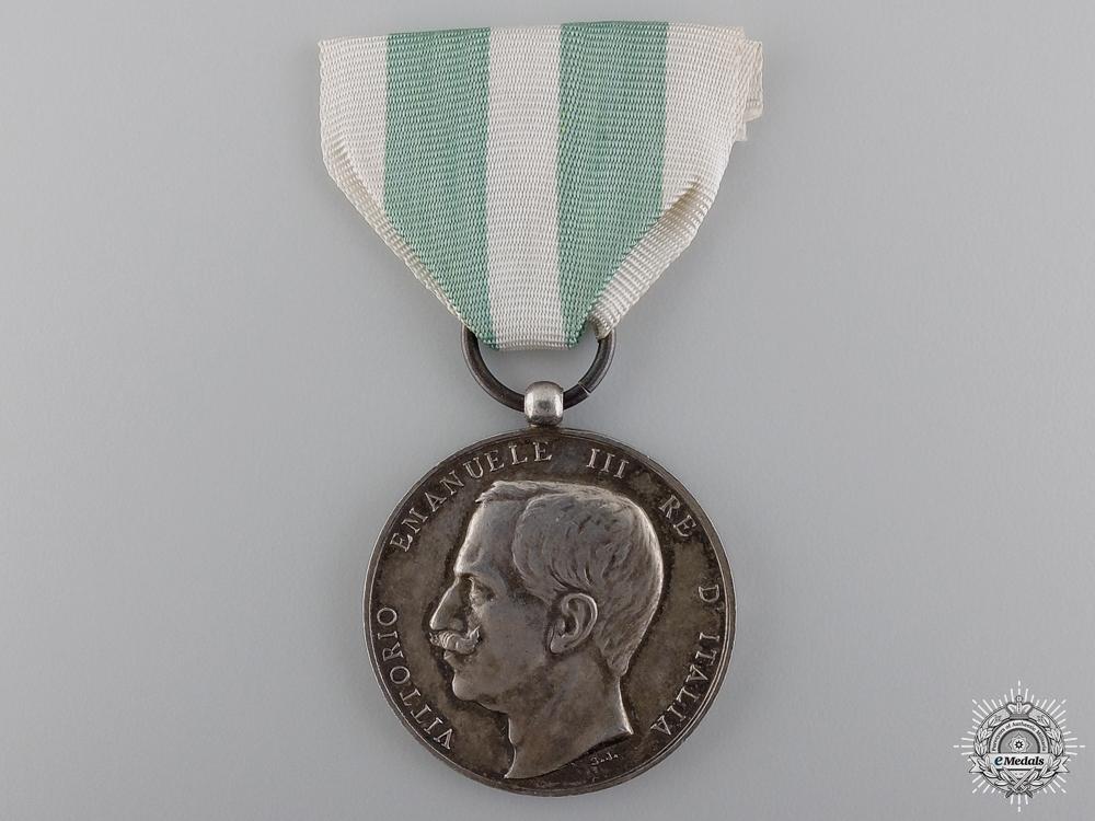 An 1908 Sicilian Earthquake Medal