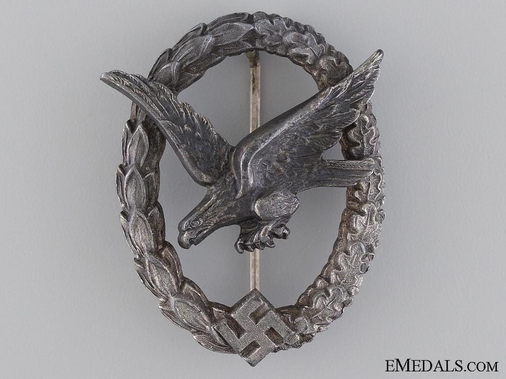 An Air Gunner Badge by W. Deumer, L¡_denscheid