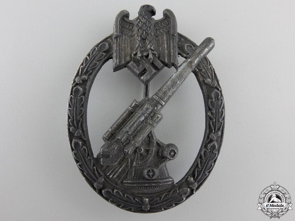 An Army Flak Badge by Juncker