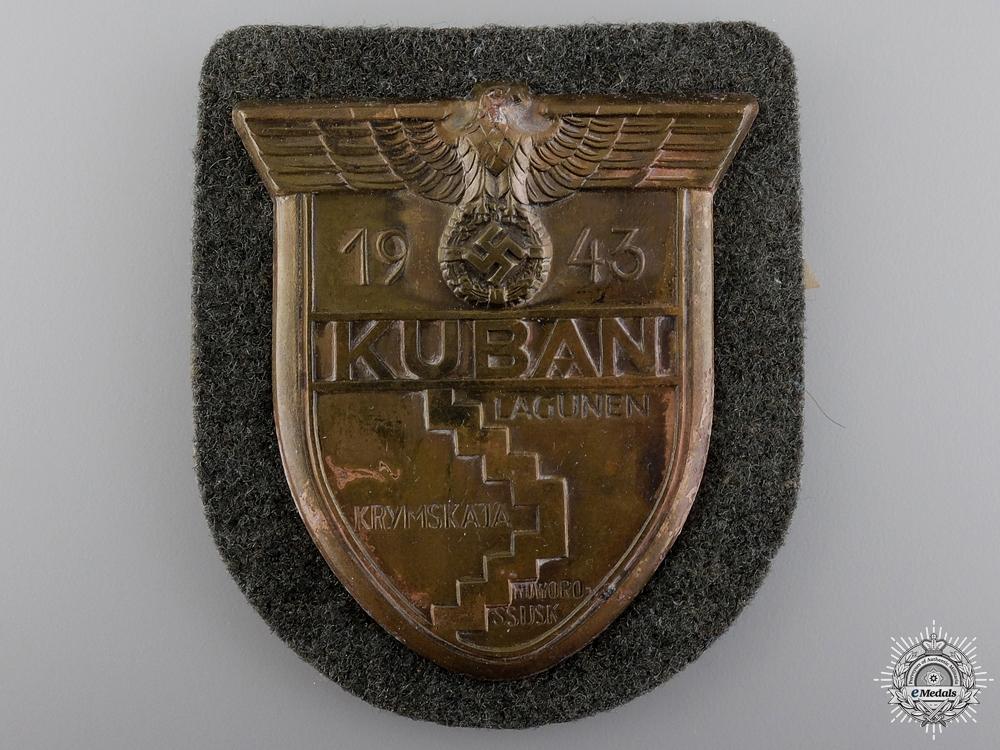An Army Issued Kuban Shield