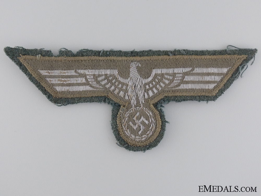 An Army Other Ranks Breast Eagle