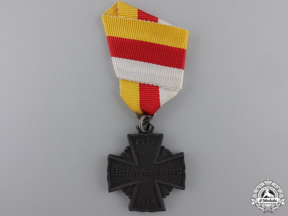 Austria, Empire. A Carinthia Bravery Cross, 2nd Class, c.1919