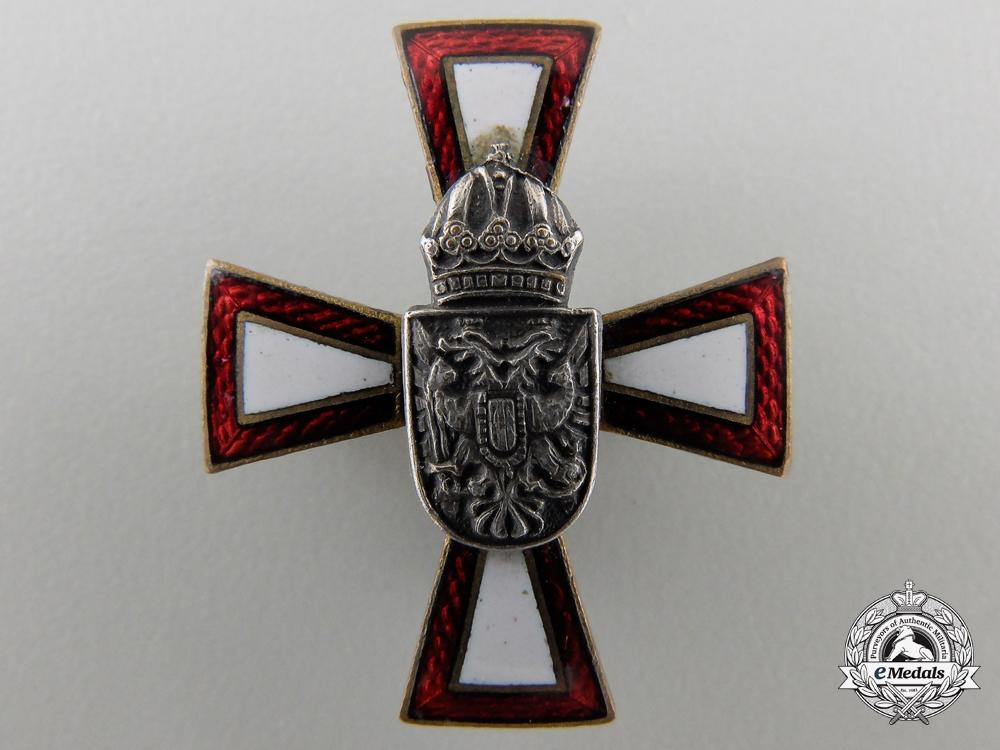 An Austrian Patriotic Cross